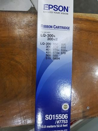 Ribbon Cartridge Epson LQ-300 (#7753) 1